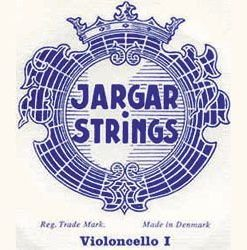 Jargar Cello Strings C Silver, Medium 4/4 Size